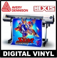 Digital Vinyl Films