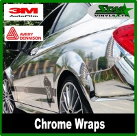Chrome Wraps