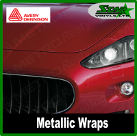 Metallic Wraps