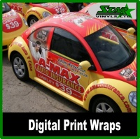 Digital Print Vinyl Films