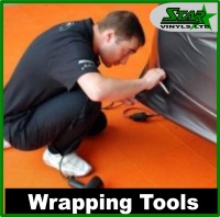 Vehicle Wrapping Tools