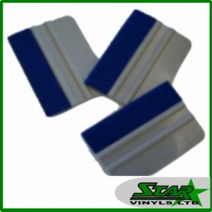 Star Premium Blue Felt Low Friction