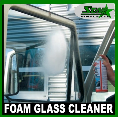 Active Glass Cleaner