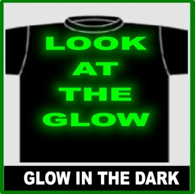 Glow In The Dark Garment Film