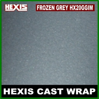 HEXIS CAST FROZEN GREY HX20GGIM METALIC MATT