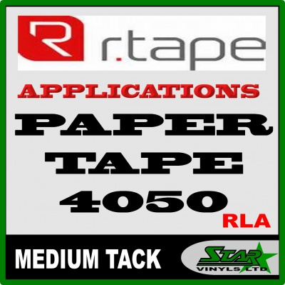 Conform Paper Application Tape