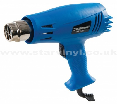Hot Air Gun For Vehicle Wrapping