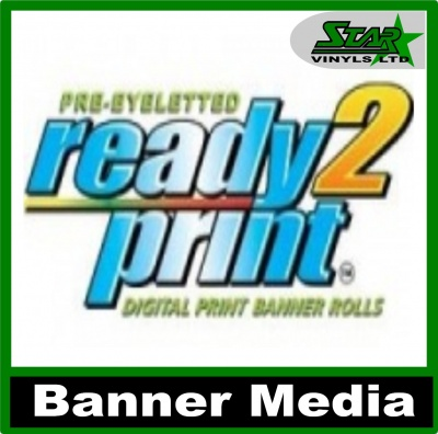 Ready to Print Banner