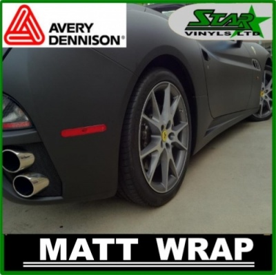 AVERY VEHICLE WRAP MATT