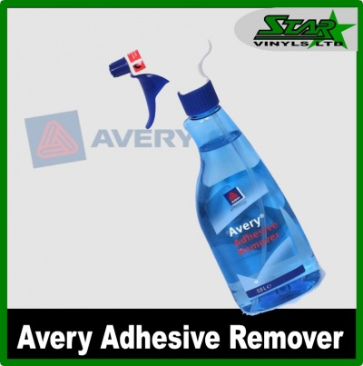 Avery Adhesive Remover
