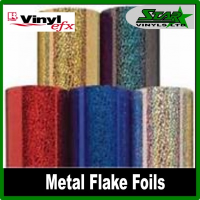 Starvinyls Ltd Efx Metal Flake
