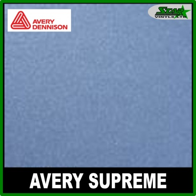 Avery Supreme Frosty Blue Metalic Matt