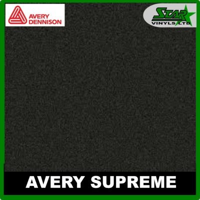 Avery Supreme Black Metalic Wrap Gloss