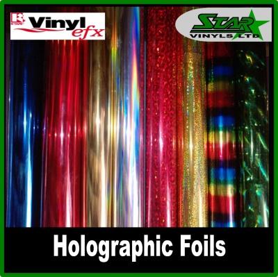 Starvinyls Ltd Holographics