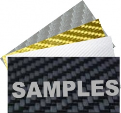Carbon Fibre Samples