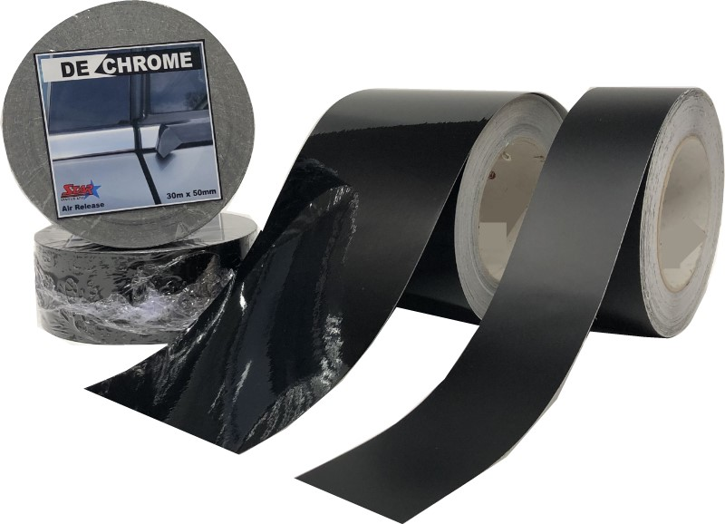 De Chrome Tape