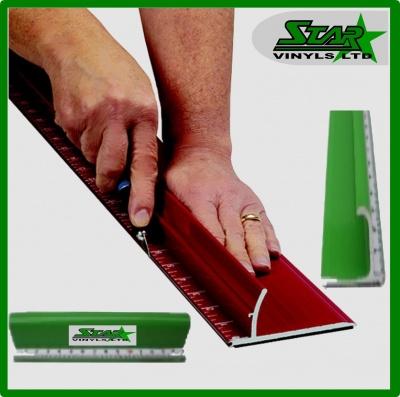 Starvinyls Ltd Safety Straight Edge Rulers