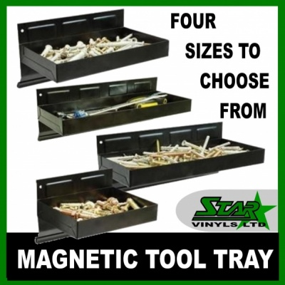 Magnetic Tool Trays
