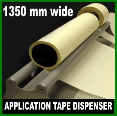 Application Tape Dispenser 1350 MM Wide