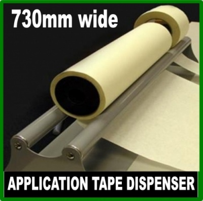 Application Tape Dispenser 730 MM Wide