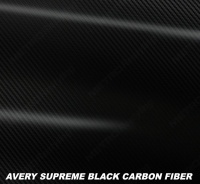 Avery Supreme Carbon Fibre Black