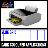 Ink Jet and Laser Printer Transfer Papers for Dark Garments