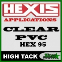 Hexis Clear Application Tape HEX95