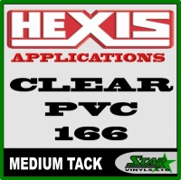 Hex166 Clear Application Tape