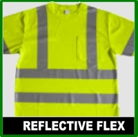 Reflective Garment Film