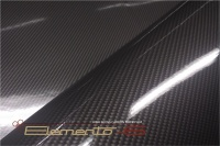 Sott Elemento-6 High Gloss Carbon Fiber