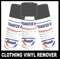 Clothing Vinyl Graphics Remover