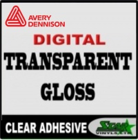 Avery Digital Gloss Transparent MPI 3040