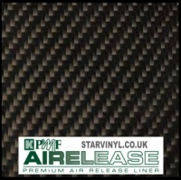 KPMF Carbon Fibre With Air Release