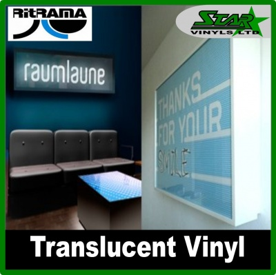 Starvinyls Ltd Ritrama Translucent Vinyl