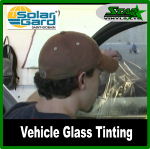 Solar Gard Vehicle Glass Tinting Films