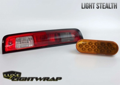 Luxe Lightwrap Stealth Satin Air Release