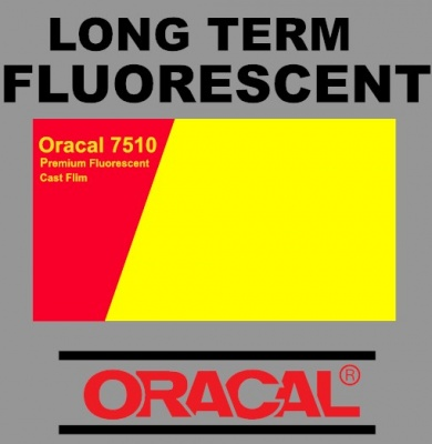 ORACAL 7510 Premium Cast Fluorescent