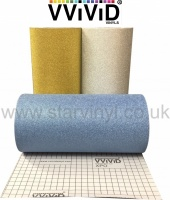 VViViD Glitter Textured Vinyl 305mm